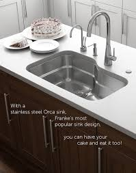 non scratch kitchen sinks 203 best franke sinks images on