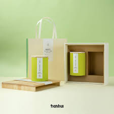 Canister Packaging Design 1 Box Got Your Brand 1 Pieces Set Tea Canister Japanese