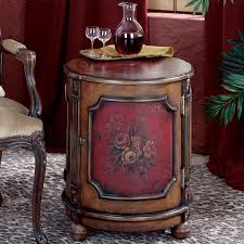 amazing butler specialty artists originals drum end table 0584x within drum end table