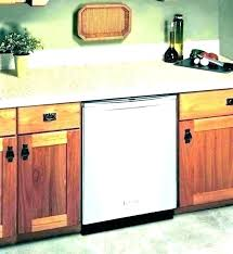 gap between stove and counter how to fill dishwasher countertop bet