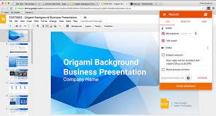 How To Save Google Slides Presentation To Video Free Google Slides