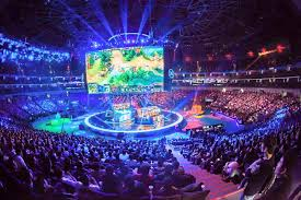 a major in china without chinese team and arena still packed dota2