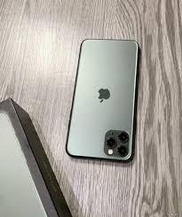 iphone 11 Pro Max 256gb màu xanh bản quốc tế Mỹ . - TP.Hồ Chí Minh - Five.
