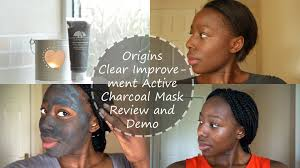 origins clear improvement active charcoal mask review and demo uncover the untold you