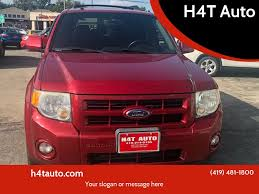 2008 ford escape awd limited 4dr suv toledo oh