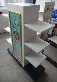 china sgs iso mdf wooden retail display rack china display stand display rack