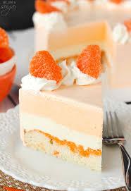 This peach ice cream recipe serves six and costs $3.95 to make. Orange Creamsicle Ice Cream Cake Keeprecipes Your Universal Recipe Box