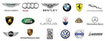 Auto Europe Luxury Car Rental Brands