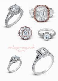 simon g vine inspired rings