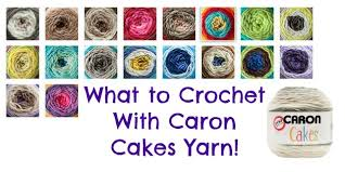 Caron Cakes Yarn Patterns Best What To Crochet With Caron Cakes Yarn Happily Hooked