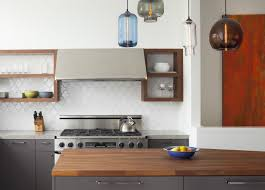 lighting in a kitchen. Fireclay-tile Lighting In A Kitchen