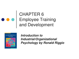 Employee Training Powerpoint Ppt Chapter 6 Employee Training And Development Powerpoint