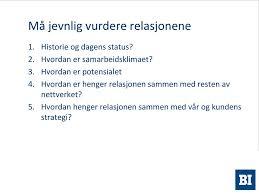 Relasjon - Store norske leksikon