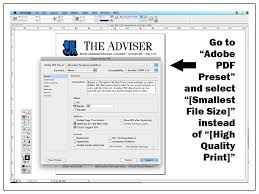 how to reduce screen size how to reduce the size of pdfs illinois jea