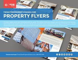 our custom tcpf property flyers twincitiespropertyfinder com is that some people respond differently when reading print media verses digital media our listings have beautiful custom designed property flyers