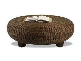 coffee table round rattan coffee table ideal ikea for tables wicker patio small side oval spaces