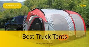 Best Truck Tents Reviewed & Compared in 2019 | GearWeAre
