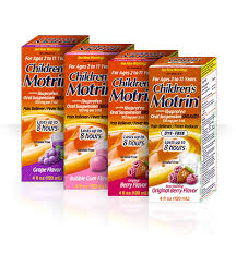 Concentrated Motrin Infant Drops Dosage Chart Motrin Dosage Charts For Infants And Children