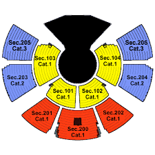 Amaluna San Francisco Seating Chart 66 Precise Cirque Du Soleil San Jose Seating Chart