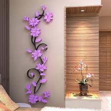 large ceramic wall art flower wall decor stickers large flower wall decor outside wall decor ceramic