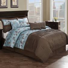 blue comforter set aqua blue comforter sets blue brown comforter sets