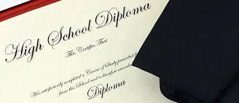 High School Deploma Advantages Of A High School Diploma James Madison High School