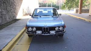 Coupe Series 1970 bmw coupe : 1976 BMW E3 3.0Si Bavaria for sale - YouTube
