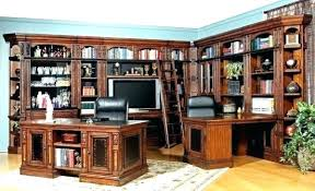 trendy home office furniture. Trendy Home Office Ideas For Two Pictures Dual Desk Furniture Corner Computer Magnificent Perfect Wood Images E