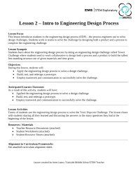 Engineering Design Process Test Answers Engineering Design Process Worksheet Pdf Scouting Web