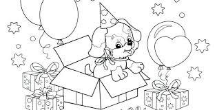Schattige Baby Dieren Kleurplaten Puppy Puppies Shshiinfo