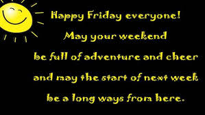Tgif Quotes Classy TGIF Quotes Sayings And Picture Quotes
