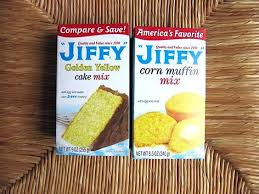 jiffy cornbread ingredients.  Jiffy Best Cornbread Ever Uses One Small Box Of Jiffy Yellow Cake Mix AND  Corn Muffin Mix Both Boxes Together And All The Ingredients  On Cornbread Ingredients