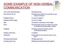 essay on verbal and nonverbal communication econometrics topics essay on verbal and nonverbal communication