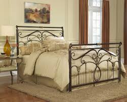 Lucinda Bed Luxury Bed in Marbled Russet Finish by Fashion Bed Group. Metal  Headboards ...