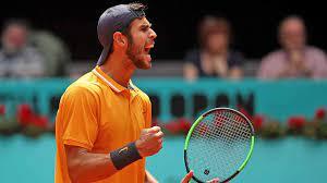 Khachanov Muscles His Way Past Munar In Madrid | ATP Tour