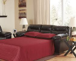 italian furniture small spaces. Black Leather Sleeper Sofa Bed Mixed Twin White Shades Table Lamps Italian Furniture Small Spaces M