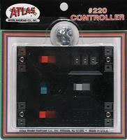 atlas model railroad electrical accessories atlas controller model railroad electrical accessory 220