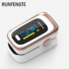 RUNFENGTE <b>Digital Finger Oximeter</b> Portable <b>Electronic</b> LED ...