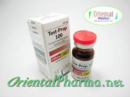 testosterone propionate testing