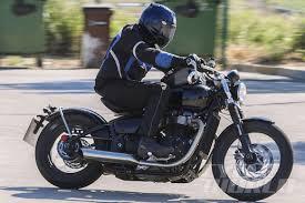 triumph bonneville bobber spied motorbike writer