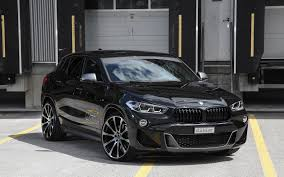 Download Wallpapers Dahler Tuning 4k Bmw X2 2018 Cars