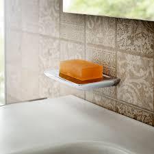 metal soap dish select