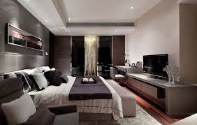 luxurious small master bedroom ideas with large bed also chic cabinet and comfortable chair