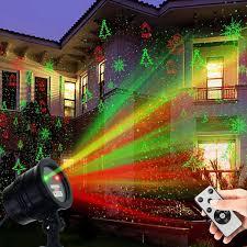 Online Laser Light Show Laser Decorative Lights Garden Laser Light Projector Remote Control Indoor Outdoor Decorations 5w Light Show Green Red Cola Bell For Halloween