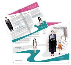 Education Brochure Templates Child Education Brochure Templates