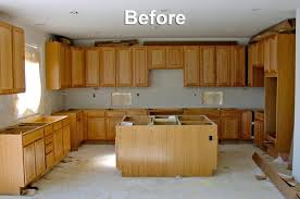 painted oak kitchen cabinets before and after. Painting Oak Cabinets White Ideas For Kitchen All About House . Painted Before And After A