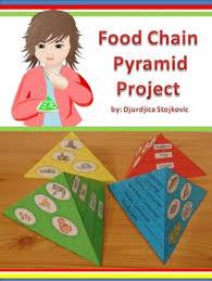 Food Pyramid Project Food Pyramid Project Worksheets Teachers Pay Teachers