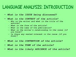 language analysis essay plan sample dissertation methodology  example analysis evaluation essays 1