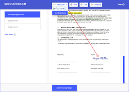 how to create online signature how to create an electronic signature in word