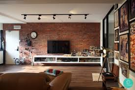 Small Picture 9 Different Singapore Home Renovation Styles Living rooms